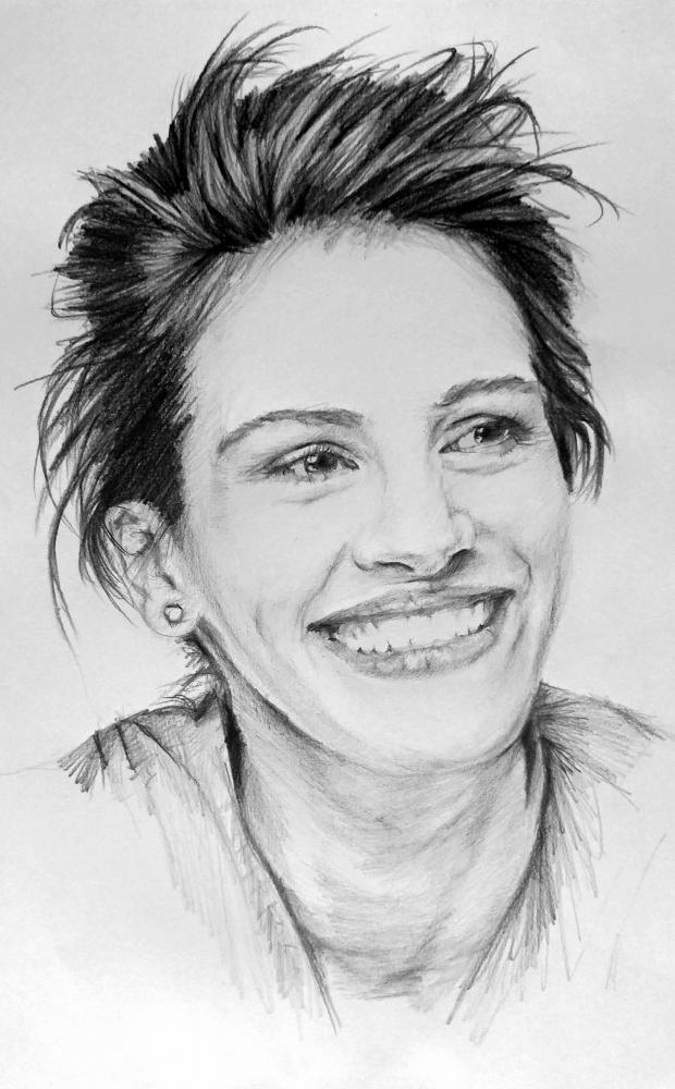 Julia Roberts por linshyhchyang